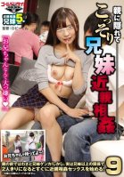 These Siblings May Look Like They Hate Each Other, But In Fact They've Been Having Sex Secretly! Whenever They're Alone, They Fuck! 5 9 Aya Sazanami
