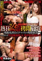 Elegy Of The Torture Of A Manic Goddess The Cruel Execution Of An Amazoness In Ecstasy EPISODE-02 A Female Sorceress Of Pleasure Brutal Lustful Orgasmic Hell Mikan Kururugi