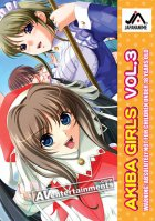 Akiba Girls Vol. 1 to 3